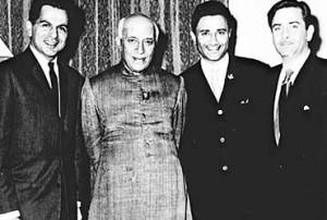 nehru_dilip_raj_kapoor_dev_anand